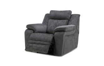 Manual Recliner Chair Barrett Plain