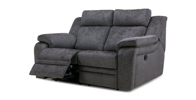 Marvelous Barrett 2 Seater Manual Recliner Inzonedesignstudio Interior Chair Design Inzonedesignstudiocom