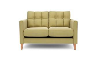 Compact Sofa Brushed Plain