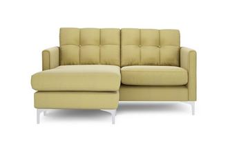 Large Lounger Brushed Plain