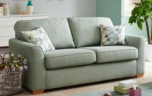 All Our Sofa Beds In Leather Amp Fabric Styles Dfs