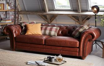 Beckford 3 Seater Sofa Ohio