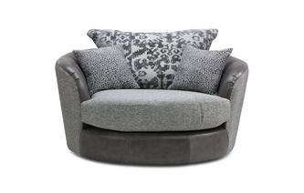 Large Swivel Chair Belmont