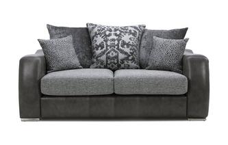 Pillow Back 2 Seater Sofa Belmont