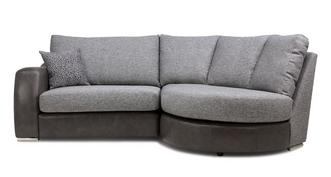 Belmont Formal Back Left Hand Facing 2 Seater Chaise End Sofa