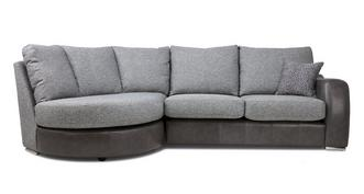 Belmont Formal Back Right Hand Facing 3 Seater Chaise End Sofa