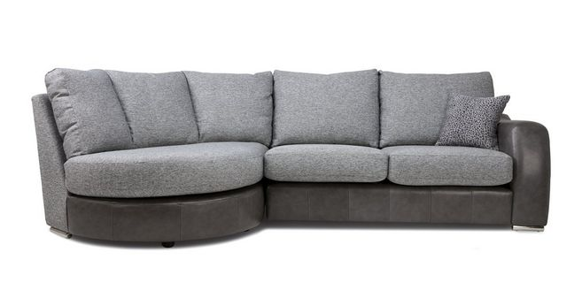 Belmont: Formal Back Right Hand Facing 3 Seater Chaise End Sofa