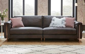 Belucci 4 Seater Sofa Bliss