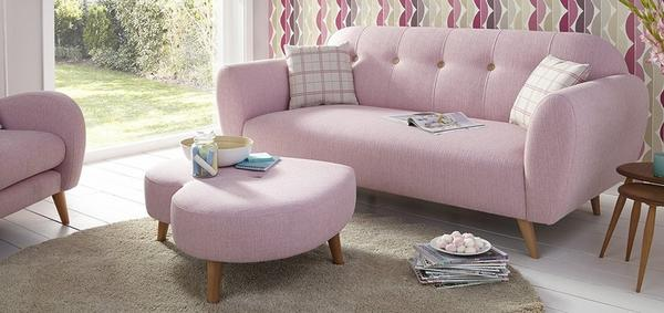 Betsy Colourful Sofa
