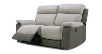 Bingley 2 Seater Manual Recliner