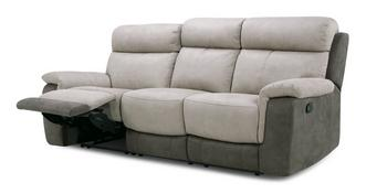 Bingley 3 Seater Manual Recliner