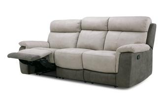 3 Seater Manual Recliner