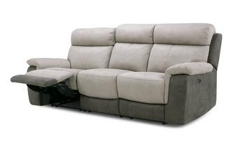 3 Seater Power Plus Recliner Arizona