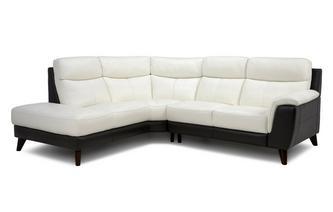 Option E Right Hand Facing Arm 2 Piece Corner Sofa Essential