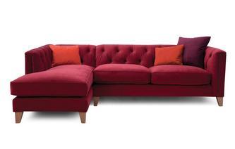 Blenheim: Left Hand Facing Chaise End Sofa