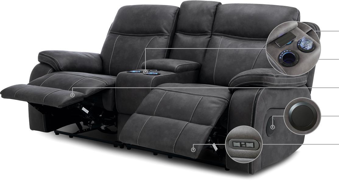 bluetooth speaker sofa