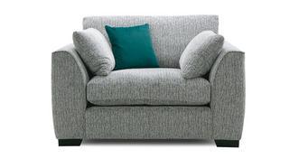 Bohemian Cuddler Sofa