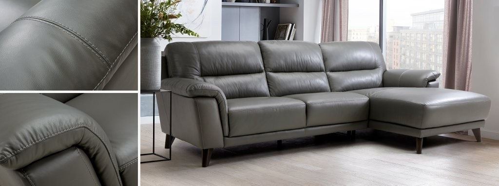 Bourn: Right Hand Facing Chaise End Sofa