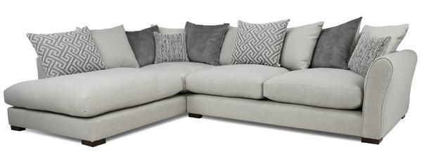 Alessio corner group sofa, right hand facing