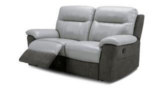 Briony 2 Seater Manual Recliner