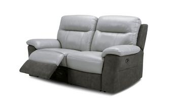 2 Seater Power Plus Recliner Bacio Vellutato
