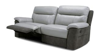 Briony 3 Seater Manual Recliner