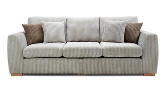 Bruno 4 Seater Split Sofa