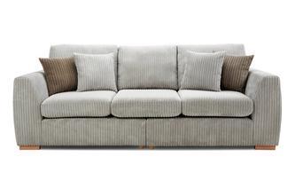 4 Seater Split Sofa Marley