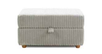 Bruno Large Storage Footstool