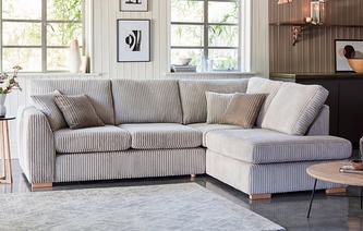 the latest d6d6c 8a822 Fabric Corner Sofas | DFS Spain