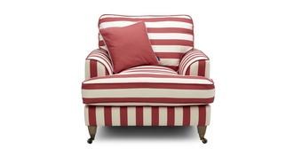 Burnham Harbour-Stripe Armchair