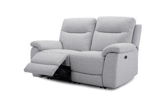 2 Seater Power Plus Recliner Sofa