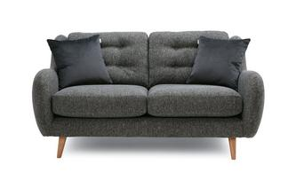 Plain 2 Seater Sofa Camden Plain