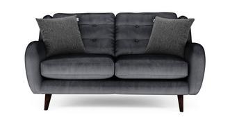 Camden Velvet 2 Seater Sofa