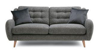 Camden Plain 3 Seater Sofa