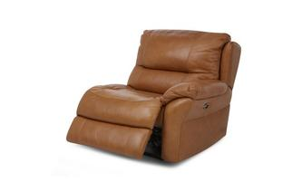 Right Hand Facing Arm 1 Seater Power Plus Recliner Unit Palatial