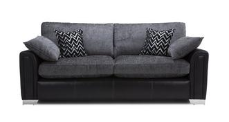 Carrara 4 Seater Formal Back Sofa
