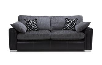 4 Seater Formal Back Sofa Carrara