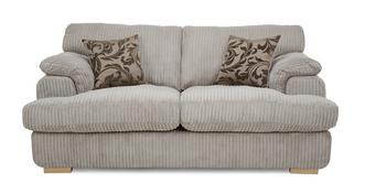 Celine 2 Seater Formal Back Sofa