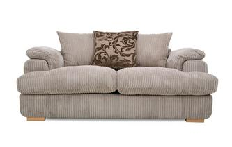 2 Seater Pillow Back Sofa Celine