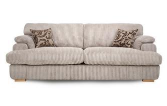 4 Seater Formal Back Sofa