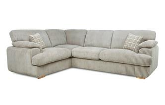 Right Arm Facing 2 Seater Formal Back Corner Sofa Celine Alternative