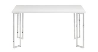 Chic Dining Fixed Top Table