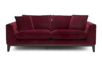 Fabric 3 Seater Sofa Boutique