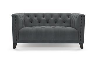 Velvet 2 Seater Sofa Trafalgar Velvet