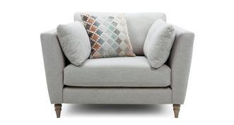 Claudette Cuddler Sofa