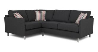 Cleo Right Hand Facing 2 Seater Corner Sofa