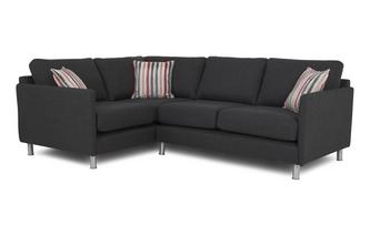 Right Hand Facing 2 Seater Corner Sofa Cleo