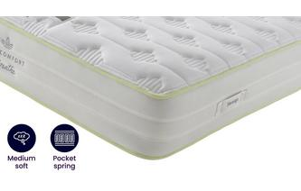 Comfort Breathe P1800 Mattress Double (4 ft 6) Mattress Comfort Breathe Mattress
