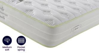Comfort Breathe P1800 Mattress Super King Size (6 ft) Mattress